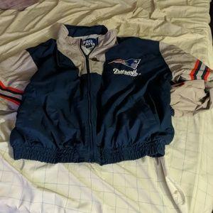 Pro Player Patriots jacket